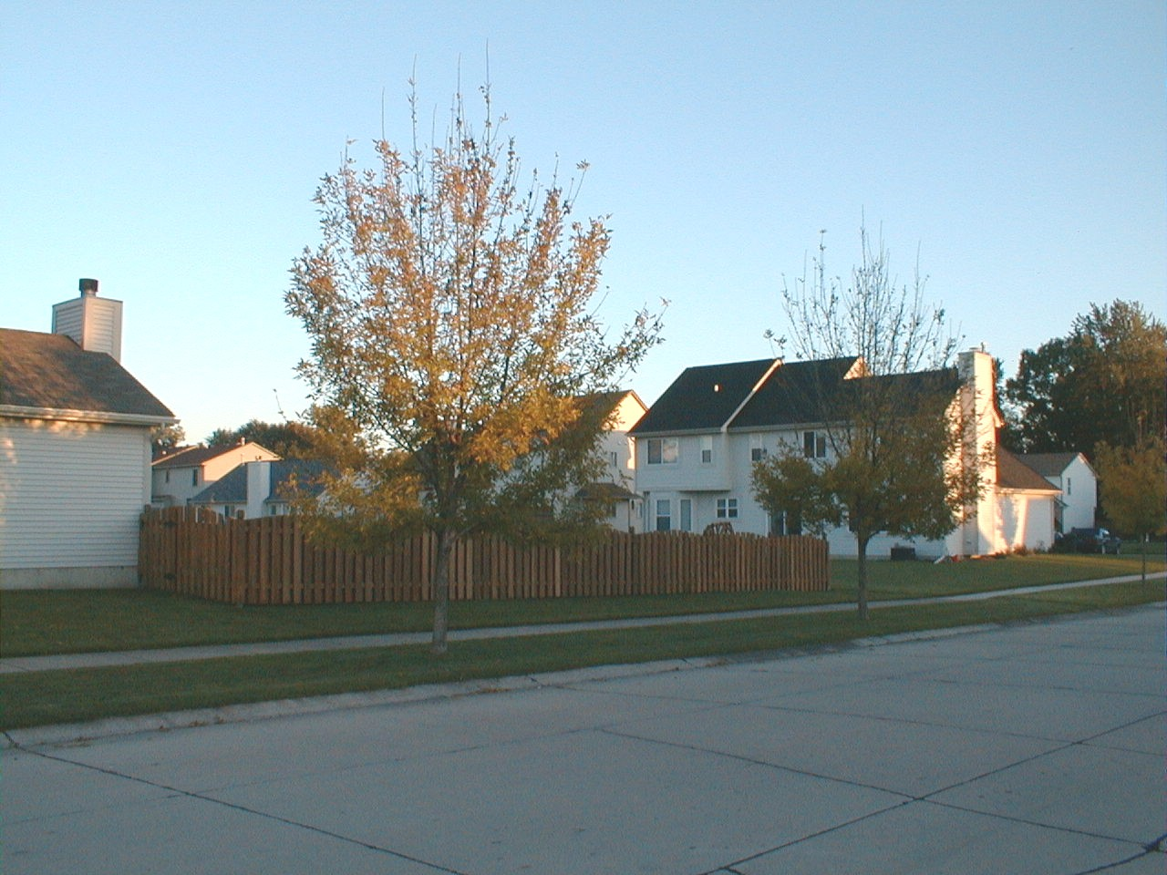 2003-10-13.yard.before.fence.3.livonia.mi.us