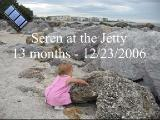 Seren at the Jetty